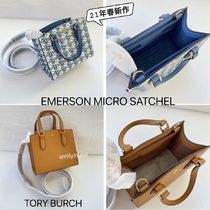 即発 TORY BURCH★EMERSON MICRO SATCHEL