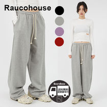 Raucohouse Natural Wide Casual Pants BBH852 追跡付