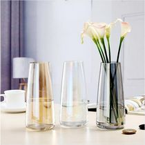 【byyoon】Holographic Tempered Clear Glass Vase