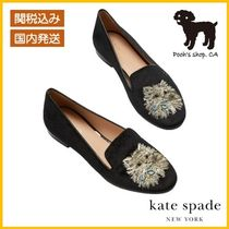 【Kate Spade】meow loafers◆国内発送◆
