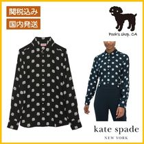 【Kate Spade】cat dot top◆国内発送◆