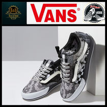 [VANS]OLD SKOOL CAP PATCHWORK☆大人気☆日本未入荷