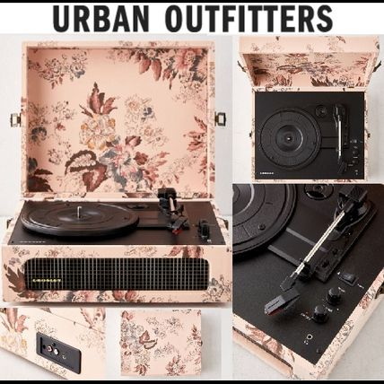 ☆UO限定商品☆【Urban Outfitters】 Bluetooth Record Player
