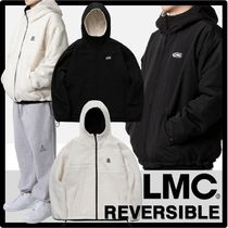 送料・関税込★LMC★LMC BOA FLEECE REVERSIBLE HOODED JACKE.T