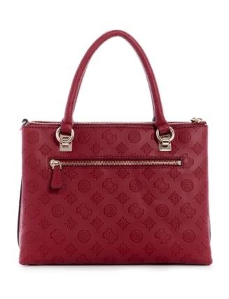 Guess ハンドバッグ 20AW最新作*GUESS*Ninnette*可愛いロゴ・サッチェルバッグ♪(4)
