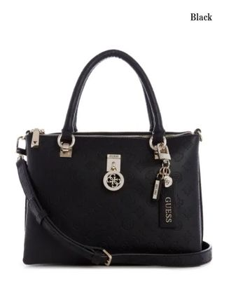Guess ハンドバッグ 20AW最新作*GUESS*Ninnette*可愛いロゴ・サッチェルバッグ♪(10)