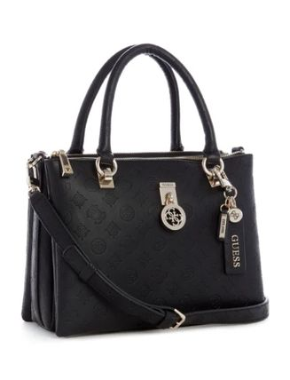 Guess ハンドバッグ 20AW最新作*GUESS*Ninnette*可愛いロゴ・サッチェルバッグ♪(11)