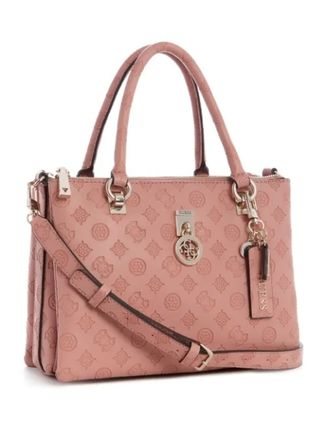 Guess ハンドバッグ 20AW最新作*GUESS*Ninnette*可愛いロゴ・サッチェルバッグ♪(15)