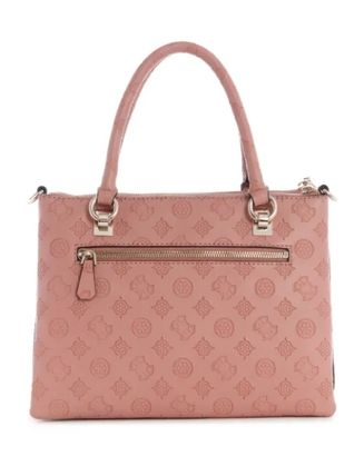 Guess ハンドバッグ 20AW最新作*GUESS*Ninnette*可愛いロゴ・サッチェルバッグ♪(16)