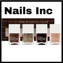 Nails Inc(ネイルズインク) マニキュア NailsInc  I Like You a Choco-Lot Nail Polish Quad Set