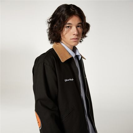 STEREO VINYLS COLLECTION ジャケットその他 【StereoVinyls】Hucle Work Jarket ★Enhypen SUNGHOON着用品★(7)