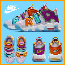 "大人気!Big Kids' Nike Air More Uptempo ""大人もOK"""