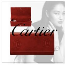 【Cartier】日本未発売 2コンパートメントウォレット