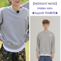 【MIDNIGHT MOVE】Hidden mtm ★SuperM TEN着用★