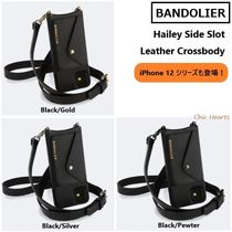 [追跡有]BANDOLIER★Hailey Side Slot Crossbody iPhone12も登場