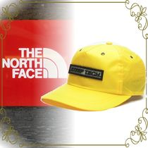 【The North Face 映えるキャップ】STEEP TECH  YELLOW CAP
