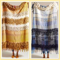 Anthropologie All Roads Bloomfield Throw ブランケット国内発