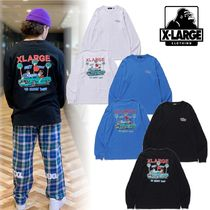 【X-Large】L/S TEE AINT NUTHIN TO WORRY BOUT ロンTシャツ♪