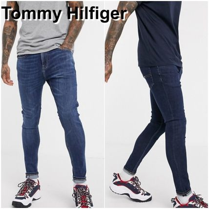 【Tommy Hilfiger】Tommy Jeans スーパースキニー デニム