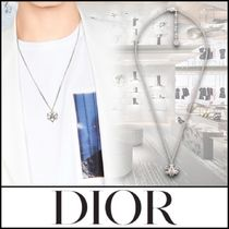 Dior▼【直営・正規品】DIOR AND SHAWN ペンダント ネックレス