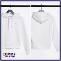 ☆Tommy Jeans☆フリース裏地スウェットパーカー 関税・送料込