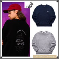 日本未入荷TWNのGeometry Sweat Shirts 全4色