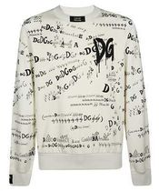 Dolce & Gabbana G9TF9T FI74R ALL-OVER DG LOGO Sweatshirt