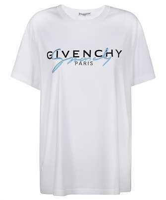 Givenchy BW707Z3Z3Q EMBROIDERED T-shirt (GIVENCHY/Tシャツ・カットソー) BW707Z3Z3Q 100