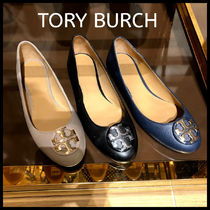 Outlet買付【Tory Burch】Claire Ballet バレーフラットシューズ