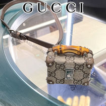 GUCCI★バンブーバッグ型 AirPods /AirPods PRO ケース★