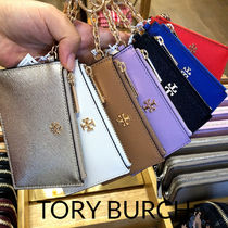 Outlet買付【Tory Burch】EMERSON CASE KEY RING ID INSERT