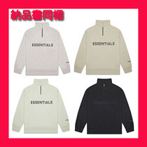 購入証明付FOG Essentials Half Zip Pullover 20FW ハーフジップ