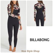 【Billabong】フルスーツ★Chest Zip★3/2 Fullsuit★追跡付