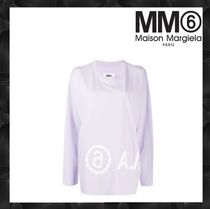 【MM6】☆20AW☆ ロゴ Tシャツ