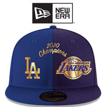 New Era ニューエラ Los Angeles Cap Dodgers Lakers キャップ