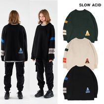 SLOW ACID - A Patch Slit Knit