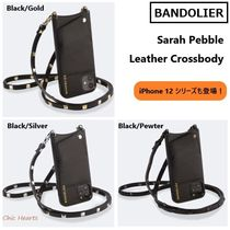 [追跡有]BANDOLIER★Sarah Leather Crossbody iPhone12も登場!