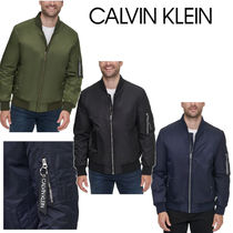 【Calvin Klein】Bomber Flight Jacket フライトジャケット