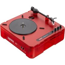 【送料関税込】Supreme Numark PT01 Portable Turntable Red