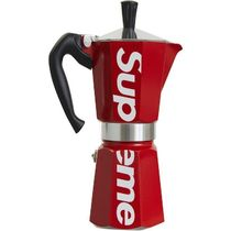 【送料関税込】Supreme Bialetti Moka Express Red