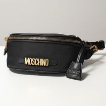 MOSCHINO COUTURE! ボディバッグ 7707 8202 ウエストポーチ