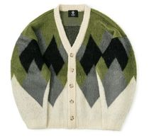 SEVENTEEN着用KNITTEDのBulky Brush Agile Cardigan 全3色