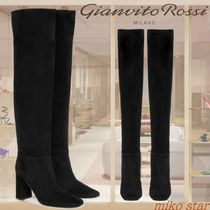 Gianvito Rossi 20AW新作 HYNDE CUISSARD 85㎜ エレガンスブーツ