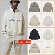 [FOG] スウェット Fear Of God Essentials Half Zip Pullover