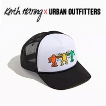 Keith Haring(キースへリング) キャップ Keith Haring x Urban Outfitters 調整可能キャップ