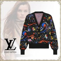 LV 20AW ★新作★ PULL A TROIS BOUTONS COMIC BOOK GALAXY