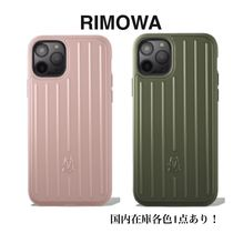 【RIMOWA】★Polycarbonate Groove Cases for iPhone★