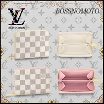Louis Vuitton ジッピー・コインパース ダミエ アズール★2色
