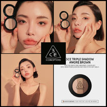 ☆ 3CE ☆ 3CE TRIPLE SHADOW ☆ MORE BROWN
