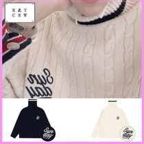 drippinミンソ着用☆SUNDAY SYNDROME KNITTED TURTLENECK☆2色☆